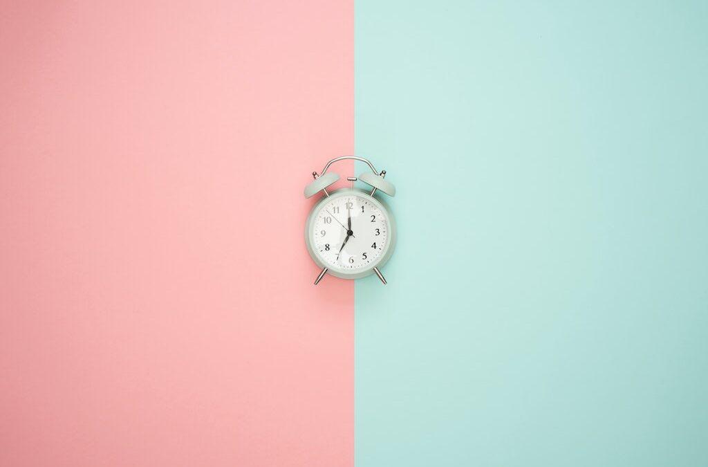 Hoe vaak maak jij een uur vrij?